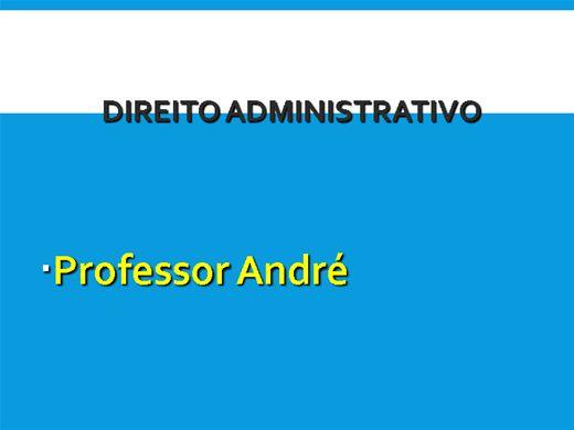 Curso Online de Curso de Direito Administrativo