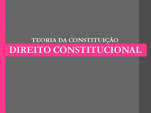 Curso Online de Curso de Direito Constitucional