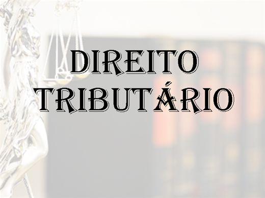 Curso Online de Direito Tributário