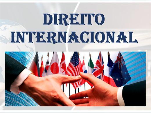 Curso Online de DIREITO INTERNACIONAL