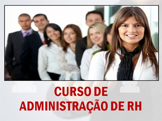 Curso Online de Curso Administração de RH