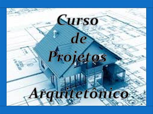 Curso Online de Projetos Arquitetônico