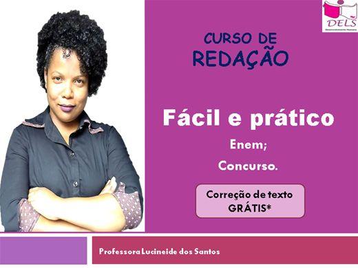 Curso Online de Redação Fácil e prático - Propostas