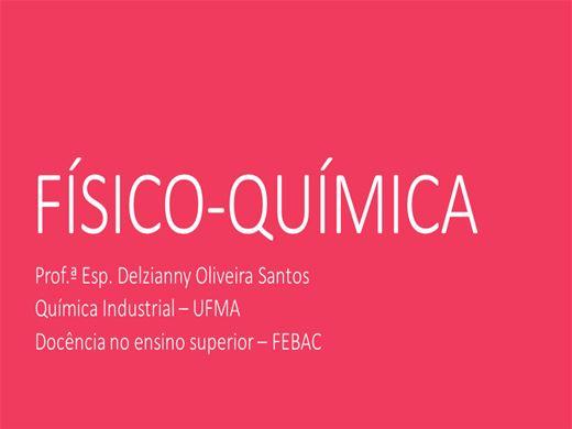 Curso Online de FÍSICO-QUÍMICA