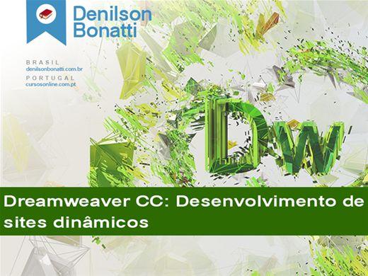 Curso Online de Dreamweaver CC: Desenvolvimento de sites dinâmicos