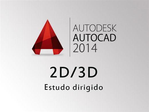 Curso Online de AutoCAD 2D/3D Essencial