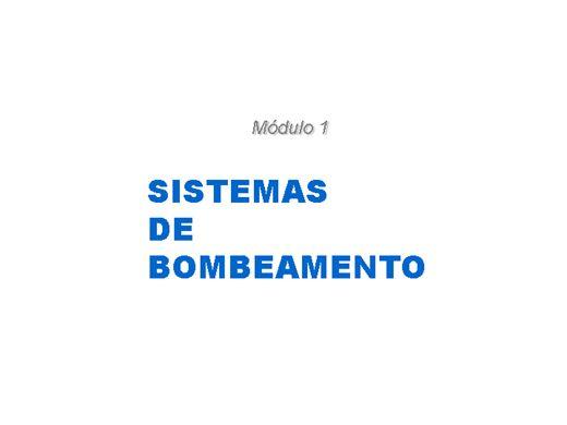 Curso Online de CURSO DE BOMBAS CENTRÍFUGAS DO TIPO API 610