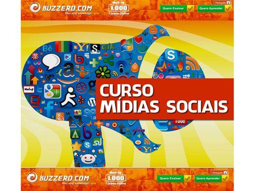 Curso Online de Curso Mídias Sociais