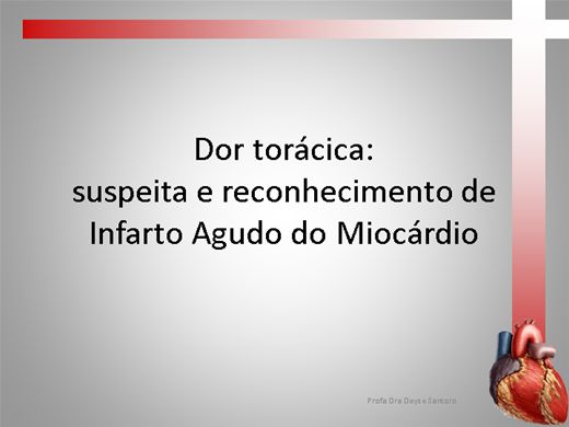 Curso Online de Dor Torácica