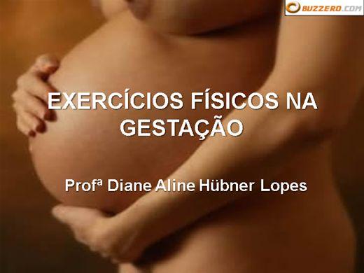 Curso Online de Exercícios Físicos na gestação