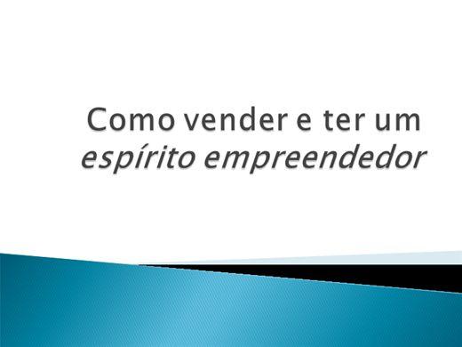 Curso Online de como vender