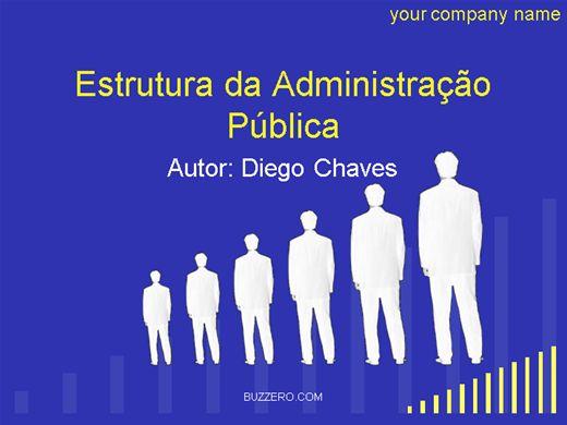 Curso Online de ESTRUTURA DA ADMINISTRAÇÃO PÚBLICA