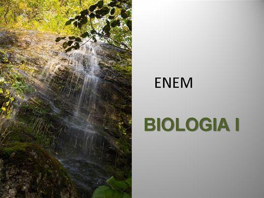 Curso Online de BIOLOGIA ENEM