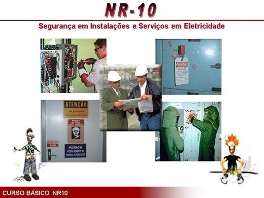 Curso Online de Curso NR10 Básico - ONLINE