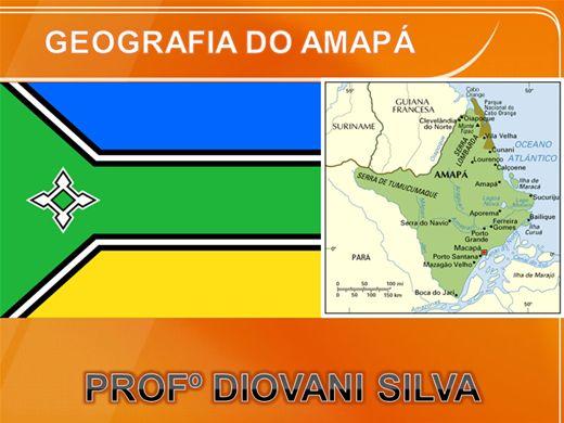 Curso Online de GEOGRAFIA DO AMAPÁ