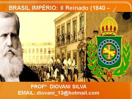 Curso Online de BRASIL IMPÉRIO: 2º Reinado