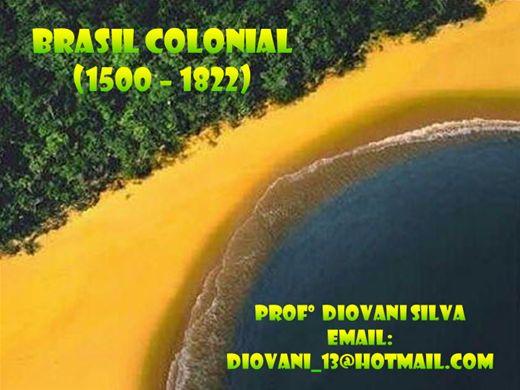 Curso Online de BRASIL COLONIAL