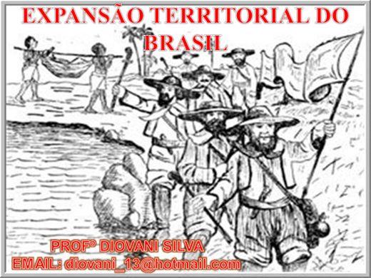 Curso Online de EXPANSÃO TERRITORIAL DO BRASIL