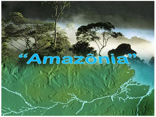Curso Online de QUESTÔES AMBIENTAIS E CONFLITOS DE TERRAS NA AMAZÔNIA