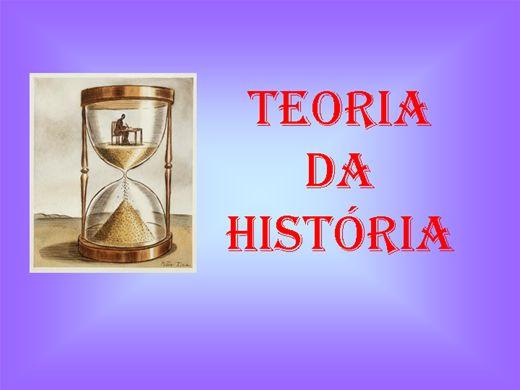 Curso Online de TEORIA DA HISTÓRIA