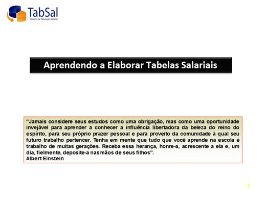 Curso Online de COMO ELABORAR TABELAS SALARIAIS