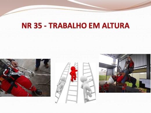 Curso Online de NR 35 -TRABALHO EM ALTURA