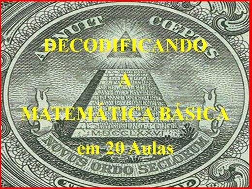 Curso Online de MATEMÁTICA BÁSICA DA  GÊNESE AO APOCALIPSE
