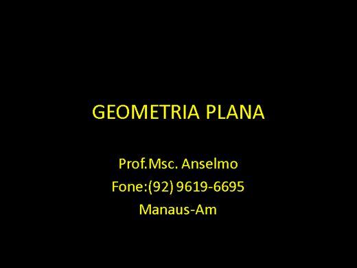 Curso Online de Geometria Plana