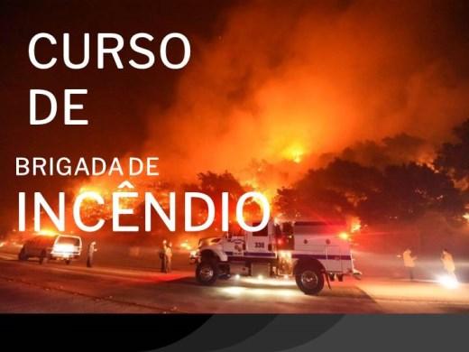 Curso Online de Brigada de Incêndio e Primeiros Socorros