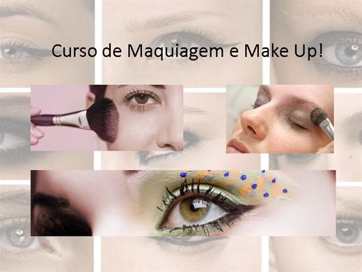 Curso Online de Maquiagem para Salão de Beleza.