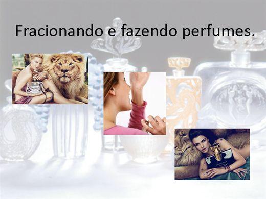 Curso Online de Venda de Perfumes Fracionados