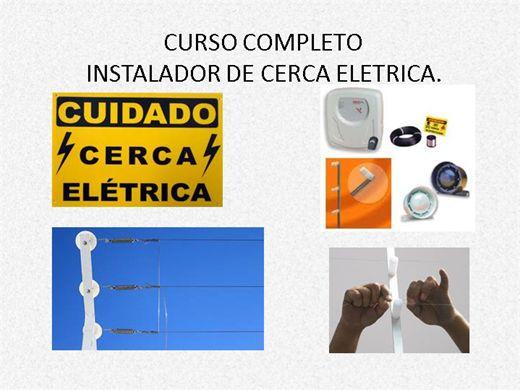 Curso Online de Instalador Profissional de Cercas Eletricas.