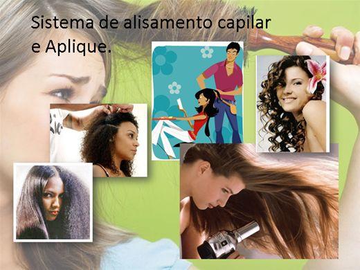 Curso Online de Alisamento de Cabelo e Aplique MEGA HAIR