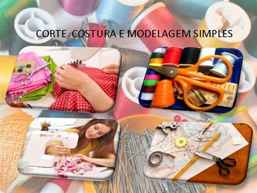 Curso Online de CORTE COSTURA E MODELAGEM PASSO A PASSO