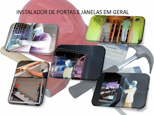 Curso Online de INSTALADOR DE PORTAS E JANELAS PROFISSIONAL