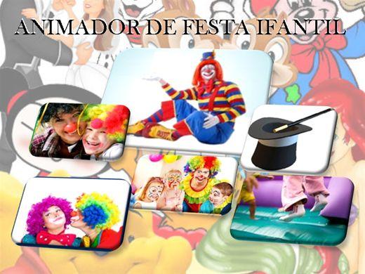Curso Online de ANIMADOR DE FESTA INFANTIL