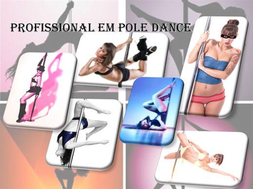 Curso Online de PROFISSIONAL EM POLE DANCE