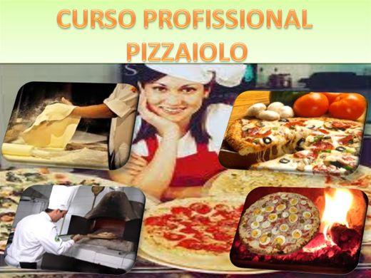 Curso Online de PROFISSIONAL PIZZAIOLO