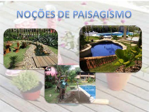 Curso Online de NOÇÕES DE PAISAGISMO