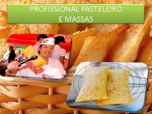 Curso Online de PROFISSIONAL PASTELEIRO E MASSAS