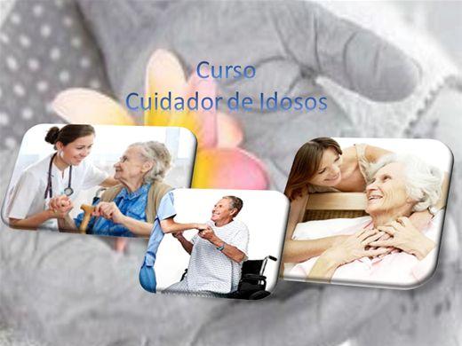 Curso Online de CUIDADOR DE IDOSOS PROFISSIONAL