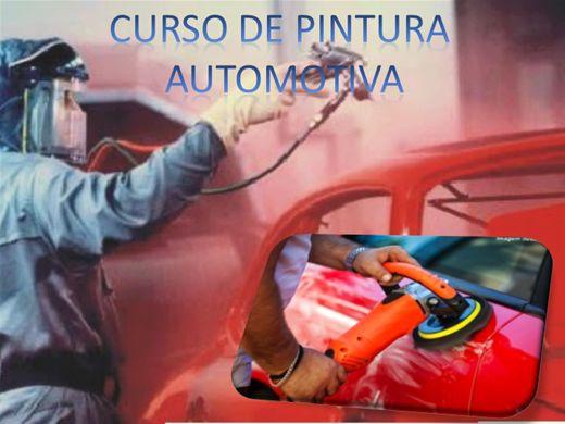 Curso Online de PINTURA AUTOMOTIVA
