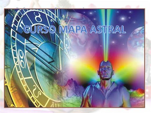 Curso Online de MAPA ASTRAL