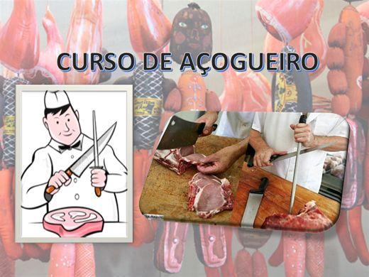 Curso Online de AÇOUGUEIRO