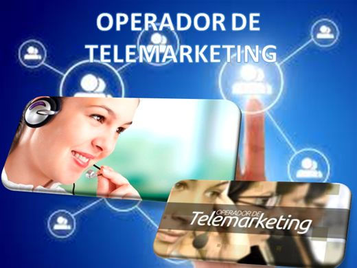 Curso Online de OPERADOR DE TELEMARKETING E CALL CENTER