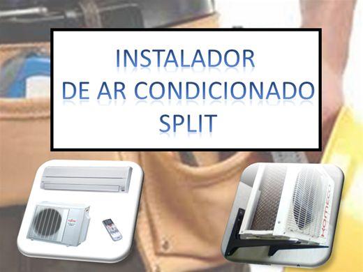 Curso Online de INSTALADOR  DE AR CONDICIONADO SPLIT