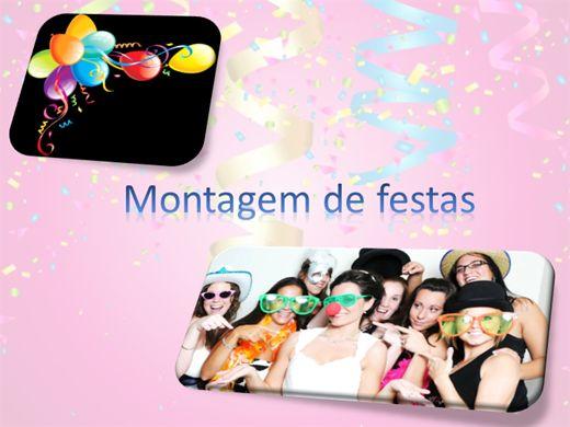 Curso Online de DECORAÇÃO DE FESTAS