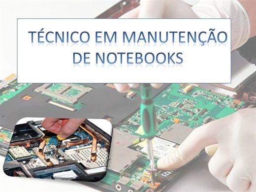 Curso Online de Manutenção de Notebooks