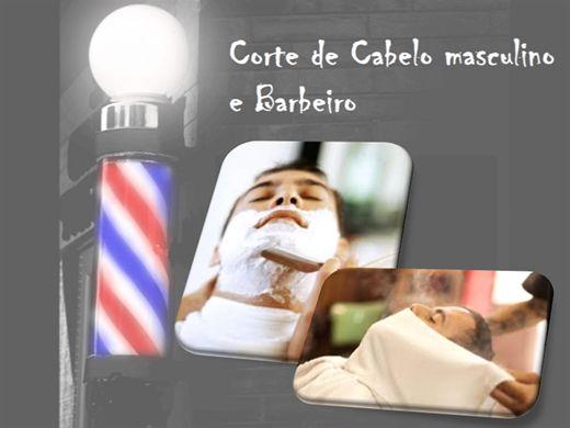 Curso Online de Corte de Cabelo Masculino e Barbeiro