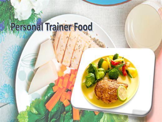 Curso Online de Personal Trainer Food